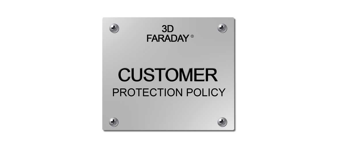 Customer protection policy