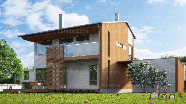 architectural 3d modeling service