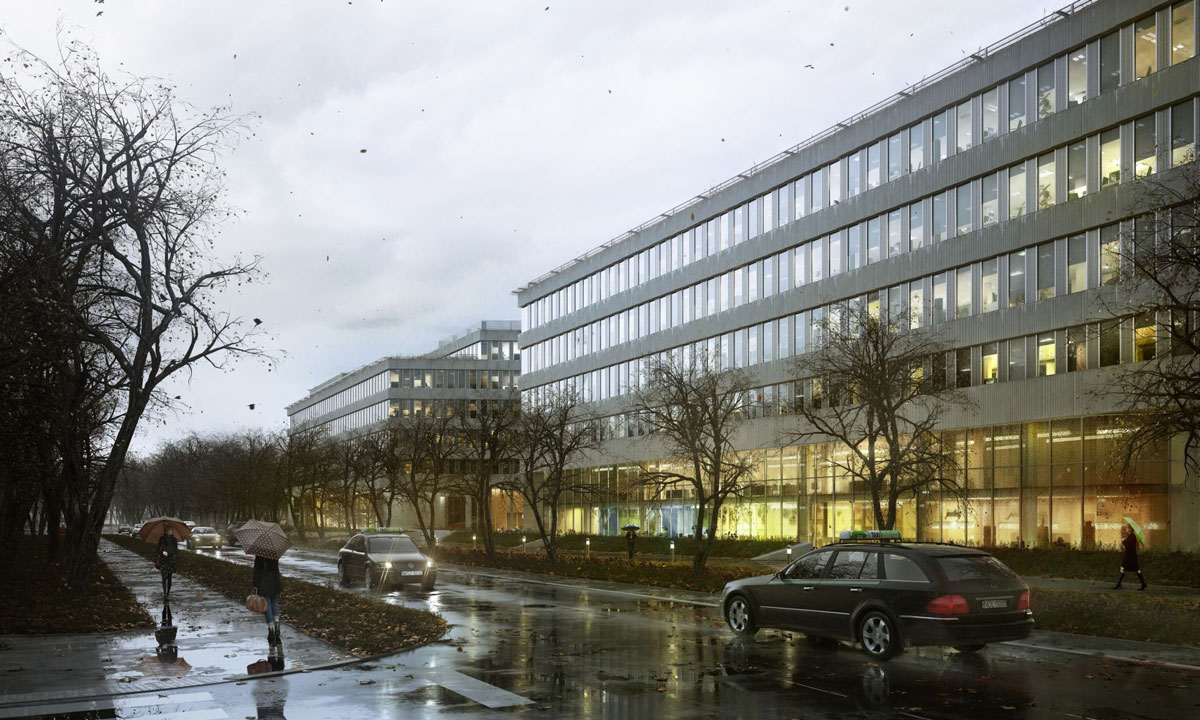 Architectural 3d rendering by Fama Advertising Agency