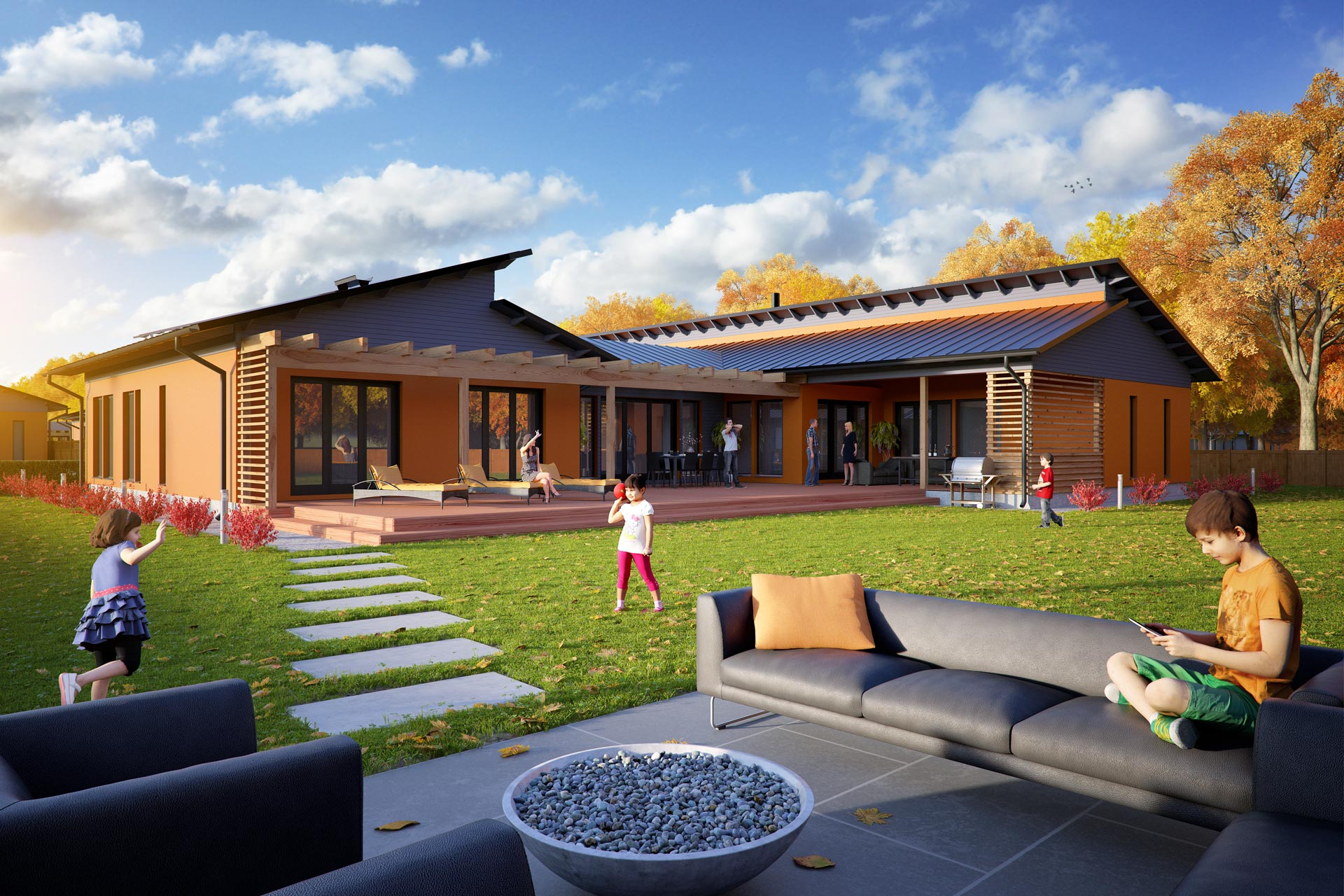Better quality 3D visualization of your property